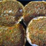 Sfiha o empanadas árabes