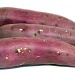 Dulce de batatas