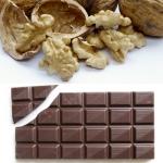 Caramelos de chocolate y nueces – 2′ fudge