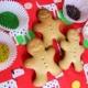 Cookies de canela, naranja y jengibre