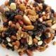 Arroz salteado con carnes y frutos secos