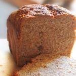 Pan con harina integral
