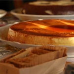 Tarta de ricota y naranjas