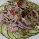 Ensalada thai de carne