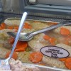 Gefilte fish de mamá Kitty