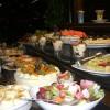 Tipos de eventos: almuerzos o cenas sociales