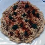 Hummus o pasta de garbanzos