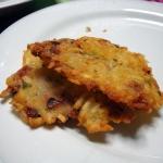 Kartoffelpuffer: croquetas de papa