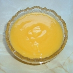 Crema de limón / Lemon chesse