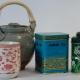 Mesa de té: muchos invitados