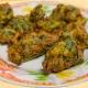 Buñuelos de espinaca