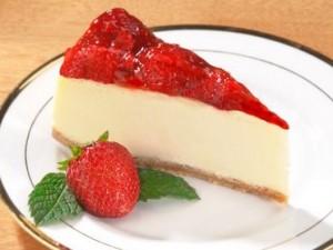 Cheesecake inspirado en Dolly