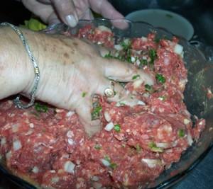 Arrollado de carne 01