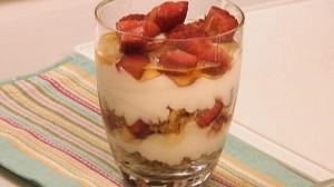 trifle frutillas